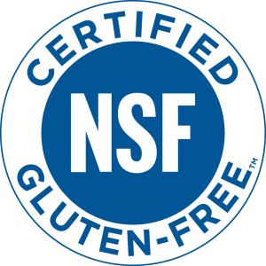 NSF Supplement Certification